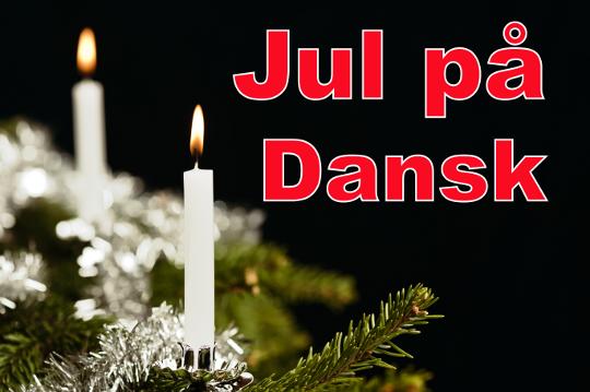 Jul på Dansk i Holmens Kirke i København med Universitetskoret Lille MUKO