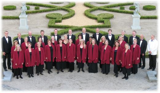 Classical choir in Copenhagen - The University Choir Lille MUKO