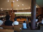 Picture from the choir's photo archive: Japan (2015)